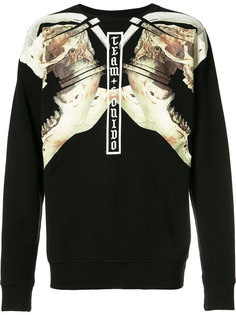 printed sweatshirt Marcelo Burlon County Of Milan