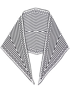 полосатый шейный платок Haider Ackermann