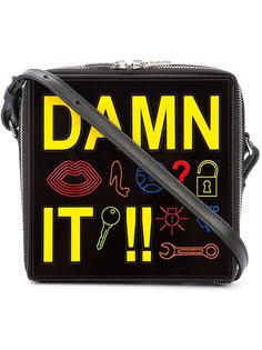 сумка на плечо Damn It Yazbukey