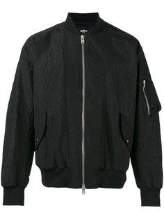 куртка-бомбер свободного кроя Yang Li