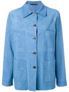 pocket detail jacket Simonetta Ravizza