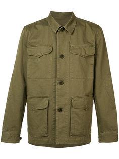 куртка-рубашка с карманами Officine Generale