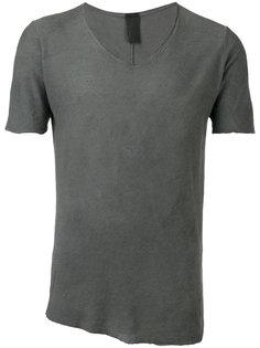 футболка с V-образным вырезом 10Sei0otto