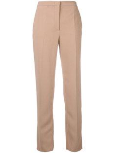 брюки прямого кроя Agnona