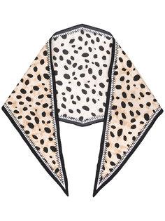 шейный платок с леопардовым рисунком Haider Ackermann