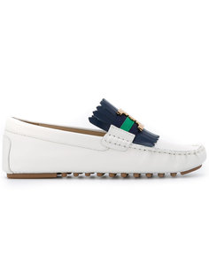 buckle detail loafers Tory Burch