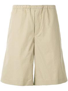 шорты с эластичным поясом Acne Studios