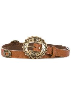 round buckle belt  Magda Butrym