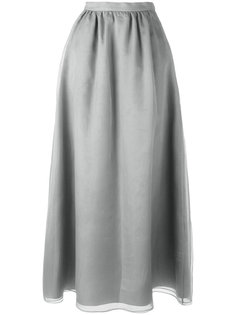 пышная длинная юбка Armani Collezioni