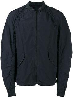 куртка-бомбер с воротником в рубчик  Kolor