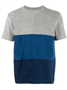 футболка колор-блок Howlin