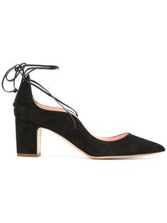 туфли с завязками на щиколотке Rupert Sanderson