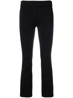 укороченные брюки кроя слим Helmut Lang
