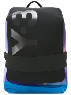 рюкзак с ремешком и логотипом Y-3