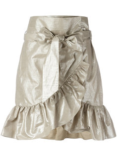 юбка с оборками Isabel Marant