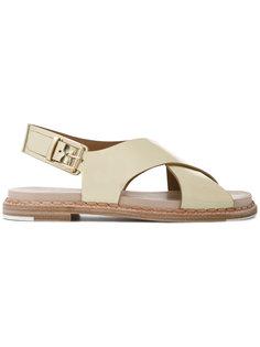slingback sandals Flamingos