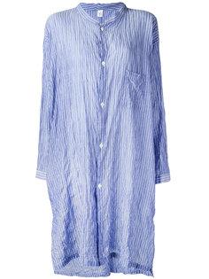 платье-рубашка в полоску  Ys Y`s