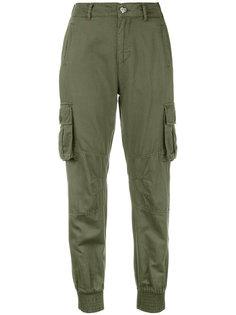 брюки карго Twin-Set