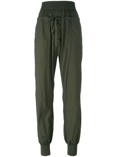 tapered pants DKNY