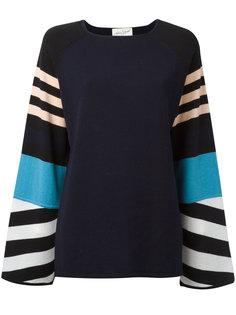 Vivian knitted blouse Antonia Zander