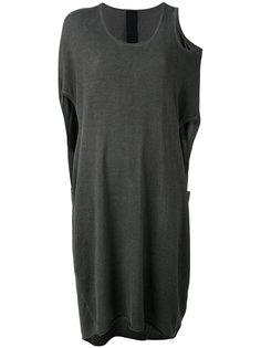 платье с вырезами  Rundholz Black Label