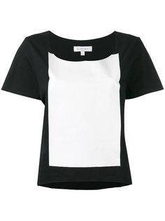 square print T-shirt Io Ivana Omazic