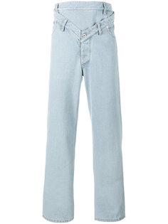 выбеленные джинсы прямого кроя Y / Project