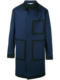 пальто с очертанием передних карманов Stella McCartney