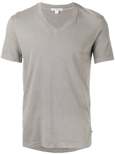 V-neck T-shirt James Perse