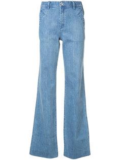 широкие джинсы A.P.C.