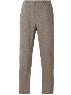 tapered trousers Ziggy Chen
