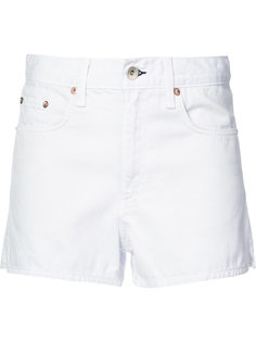 джинсовые шорты Rag & Bone /Jean