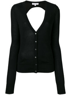 elongated sleeves V-neck cardigan Io Ivana Omazic