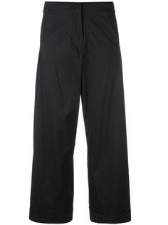 укороченные расклешенные брюки Federica Tosi