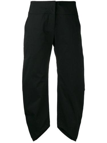 asymmetric cropped trousers Io Ivana Omazic