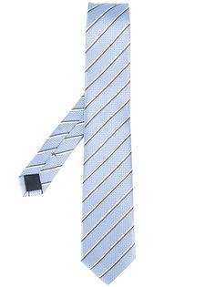 галстук в полоску Boss Hugo Boss