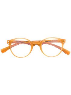 round frame glasses Family Affair