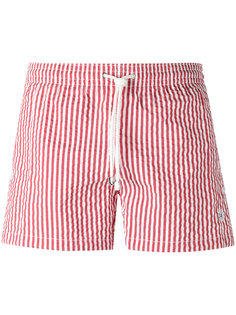 striped shorts Borrelli