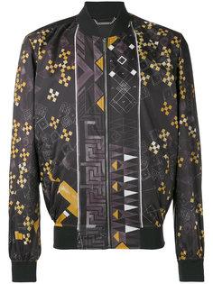 куртка бомбер Baroque Medusa Versace