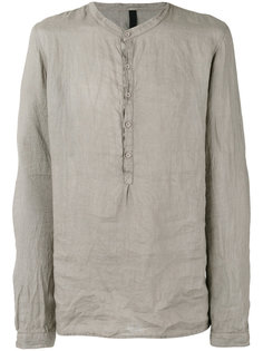 рубашка с воротником в китайском стиле  Poème Bohémien