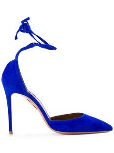 туфли с заостренным носком Aquazzura