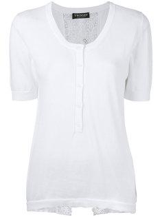 футболка хенли Twin-Set