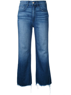 cropped flared jeans 3X1
