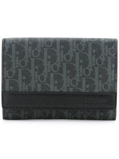 кошелек с принтом логотипа Dior Homme
