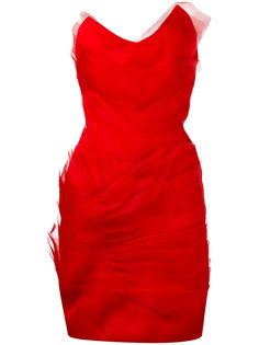 strapless dress Capucci