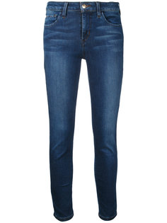 stonewashed cropped jeans Joes Jeans