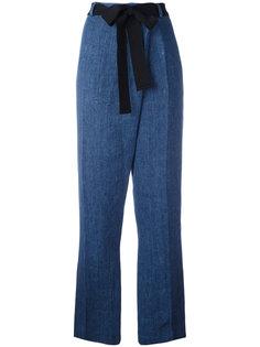 широкие джинсы Victoria Beckham