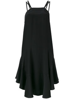 open back ruffle dress Barbara Bui