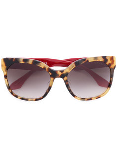 oversized sunglasses Prada Eyewear