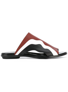сандалии с открытым носком Proenza Schouler